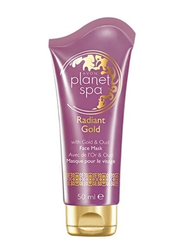 Avon Planet Spa Radiant Gold Yüz Maskesi 50 Ml Renksiz